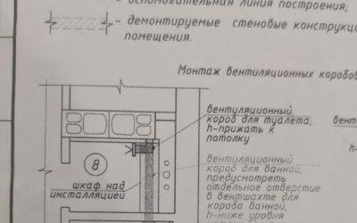 Ремонт квартир под ключ-Вентиляция в квартирах